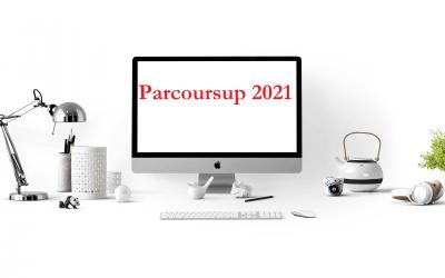 Ouverture du site d'information Parcoursup 2021